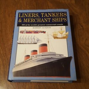 LINERS, TANKERS & MERCHANT SHIPS 2002 HARDCOVER